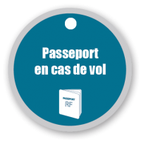 Le passeport en cas de vol